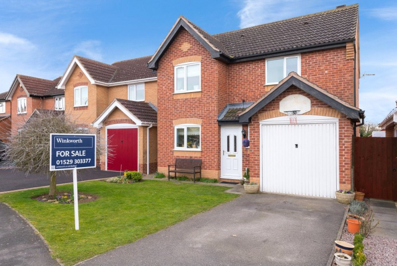 House for sale - Hollowbrook Close, Ruskington, Sleaford, NG34