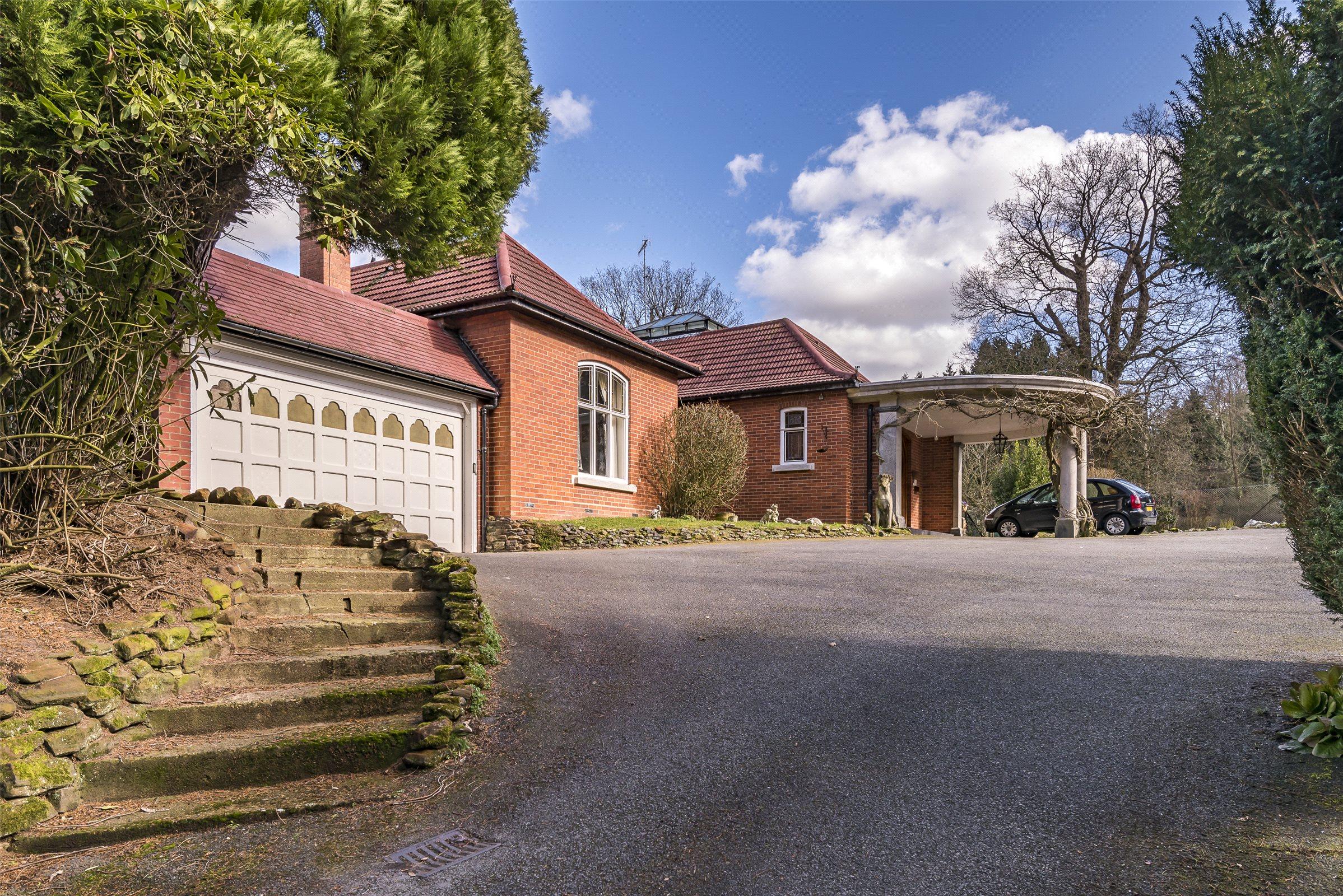 5 Bedroom Property For Sale In Reigate Road, Dorking, Surrey,