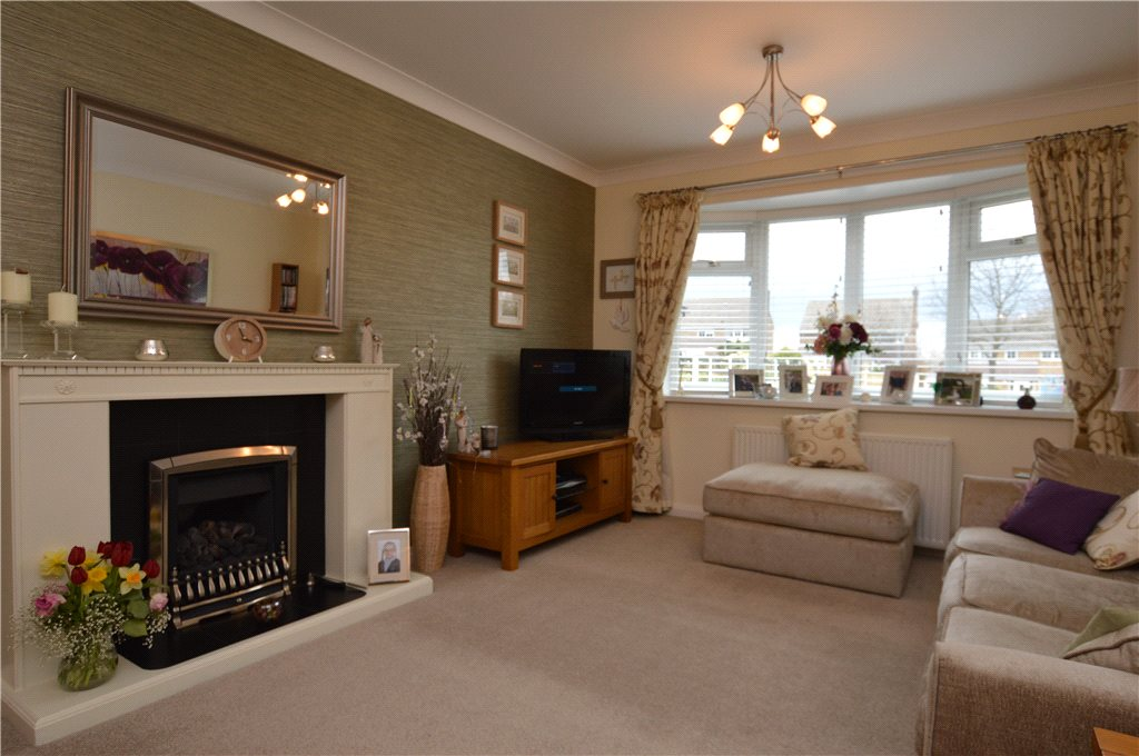 property for sale in Wakefield, living room area