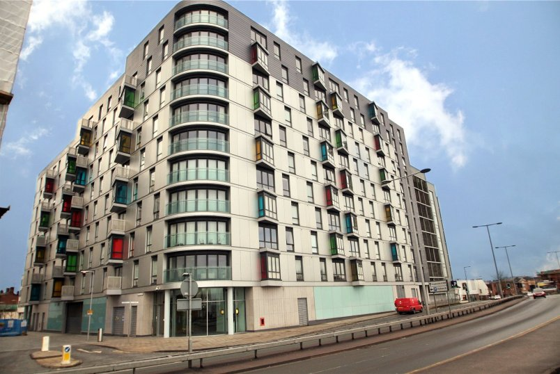 Flat/apartment for sale in Reading - Hunsaker, Alfred Street, Reading, RG1