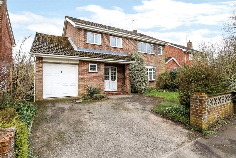 House for sale - Butlers Close, Lockerley, Romsey, SO51