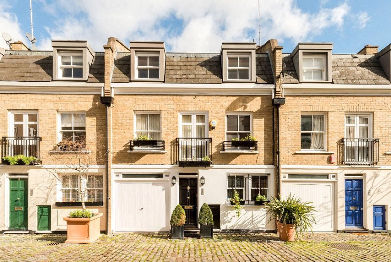 House new instruction - Elnathan Mews, Maida Vale, London, W9