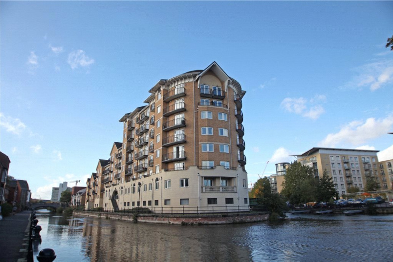 Flat/apartment for sale in Reading - Blakes Quay, Gas Works Road, Reading, RG1
