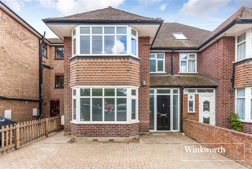 House for sale in Finchley - East End Road, Finchley, N3