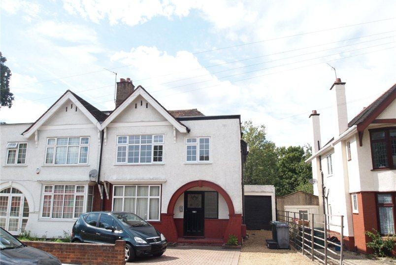 Flat/apartment for sale - Nether Street, West Finchley, N3