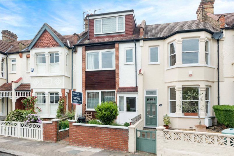 House for sale - Crowborough Road, London, SW17