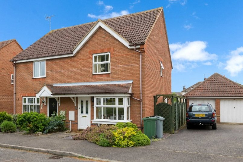 House for sale - Churchfields Road, Folkingham, Sleaford, NG34