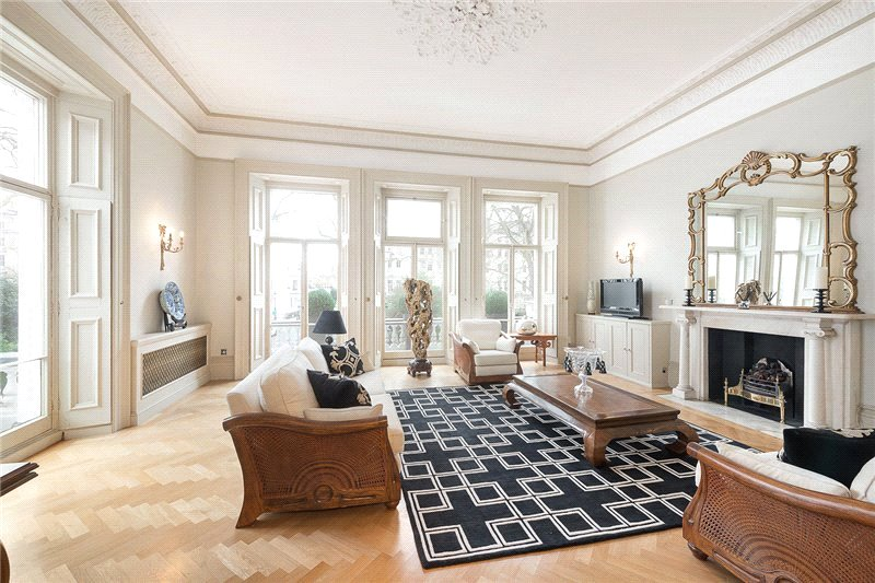 Flat/apartment for sale - Cornwall Gardens, London, SW7