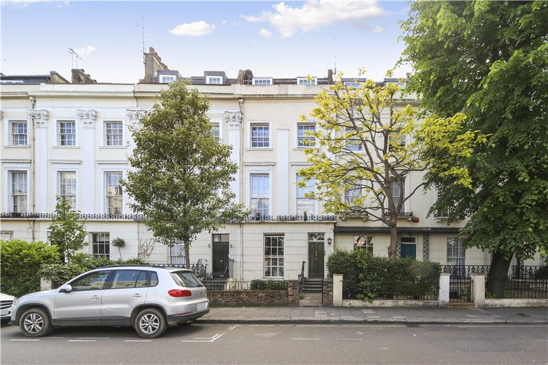 Flat/apartment to let - Chepstow Road, Notting Hill, W2