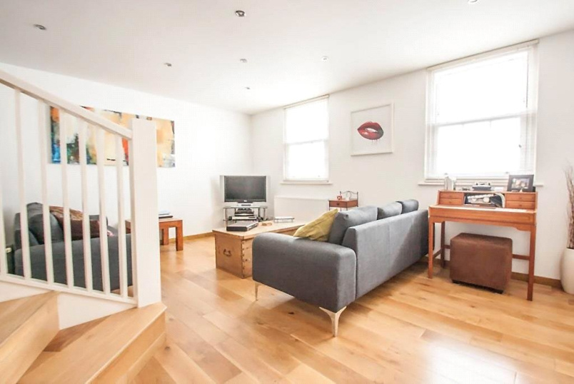 House new instruction - Marine Terrace Mews, Brighton, East Sussex, BN2