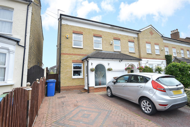 House for sale in Dulwich - Upland Road, East Dulwich, SE22