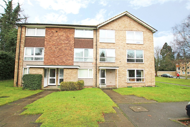 Flat/apartment for sale in Reading - Lima Court, Bath Road, Reading, RG1
