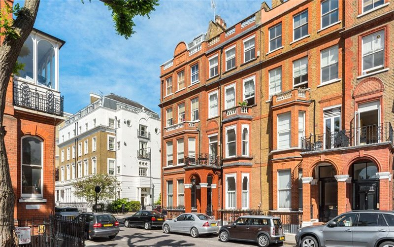 Maisonette for sale in South Kensington - Wetherby Place, London, SW7