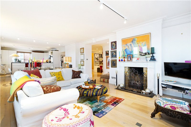 Flat/apartment to let - Moscow Road, London, W2
