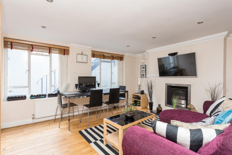 Flat/apartment to let - Northdown Street, Kings Cross, N1