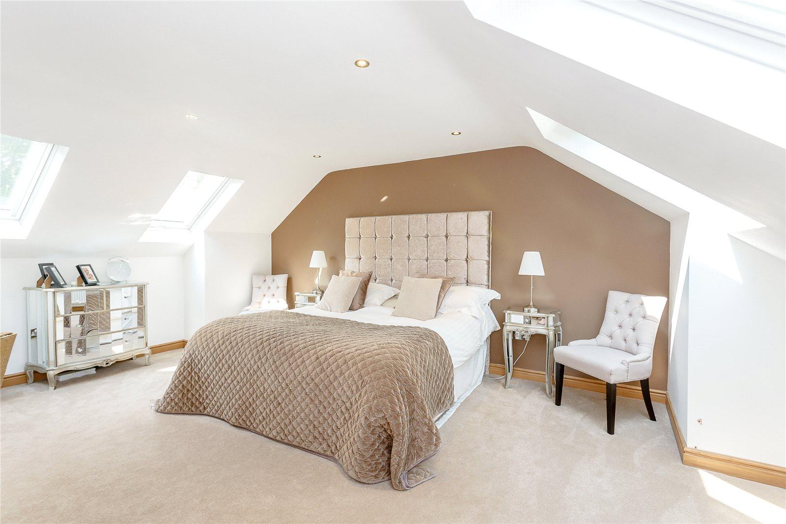 Home for sale in Harrogate, interior, bedroom