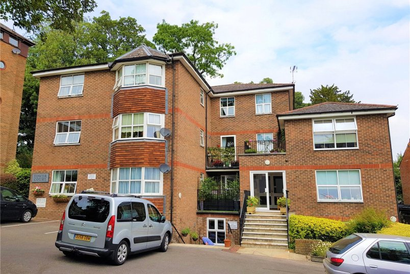 Flat/apartment for sale in  - Tower Court, 67 Tower Street, Winchester, SO23