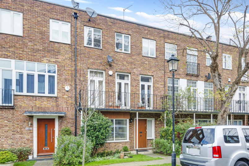 House - terraced for sale in St Johns Wood - MIDDLEFIELD, ST JOHN'S WOOD, NW8 6ND