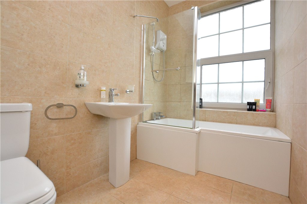Property for sale in Wetherby, first floor apartment,  modern bathroom