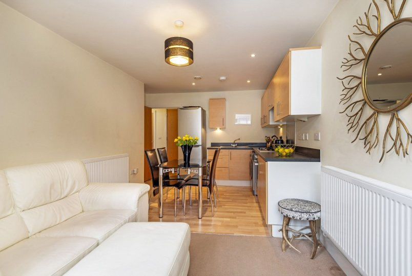Apartment for sale in St Johns Wood - NEXUS COURT, NW6 5AT