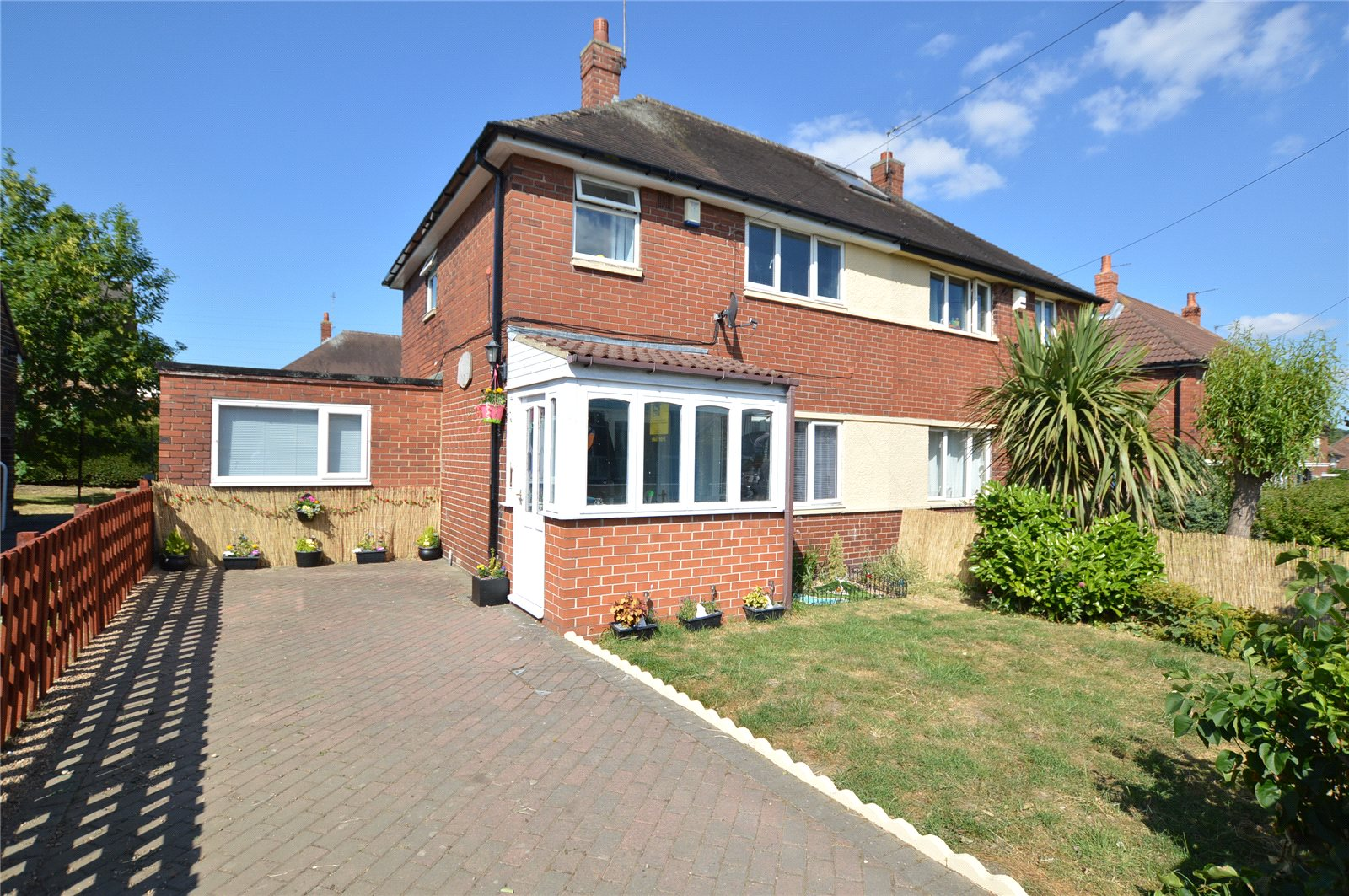 property for sale in morley, exterior, semi detached