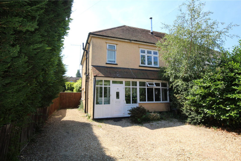 House for sale in Poole - Parkstone Avenue, Poole, Dorset, BH14
