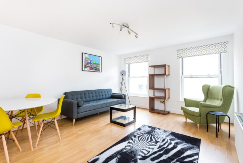 Flat/apartment to rent in Shoreditch - Sclater Street, London, E1