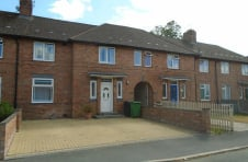 Hill Crescent, Belle Vue, Shrewsbury