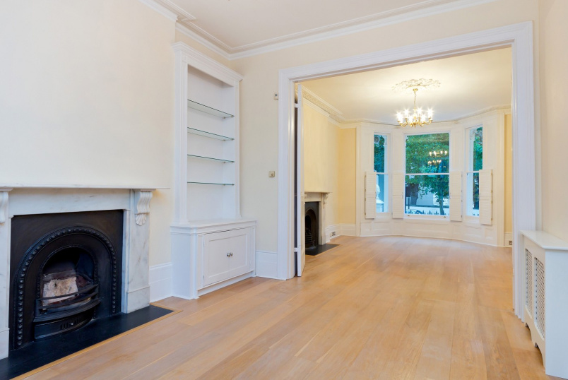 House - terraced to rent in St Johns Wood - FORMOSA STREET, W9 2QA
