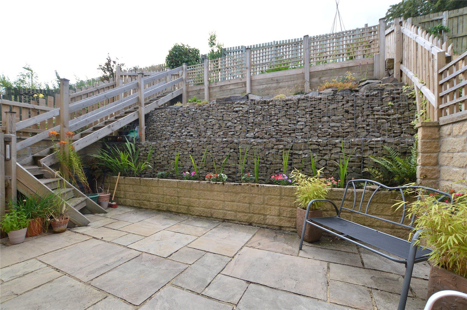 property for sale in Morley, outdoor garden, coutyard