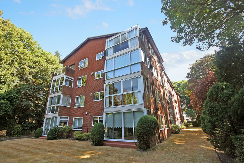 Flat/apartment for sale in Westbourne - Wilderton Road West, Branksome Park, Poole, BH13