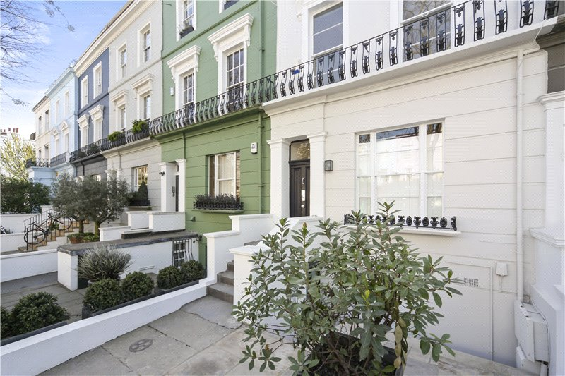 House to rent in Notting Hill - Westbourne Grove, London, W11