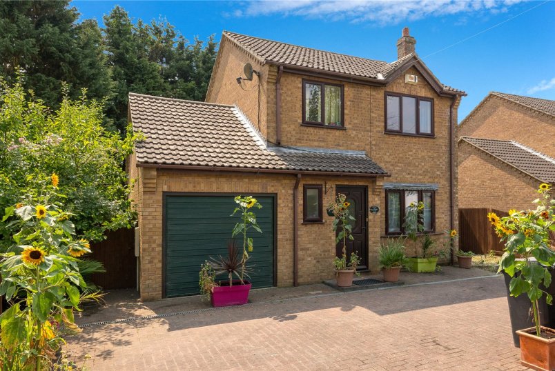 House for sale in Sleaford - East Heckington, Boston, Lincolnshire, PE20