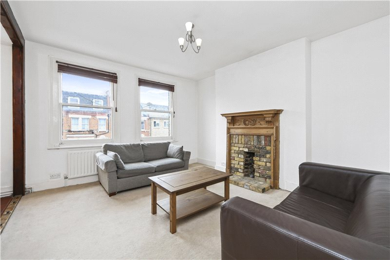 Flat/apartment for sale in Hammersmith - Netherwood Road, Brook Green, W14