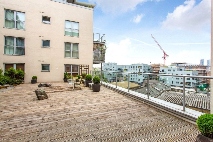 Flat/apartment for sale in Shoreditch - Balmes Road, London, N1