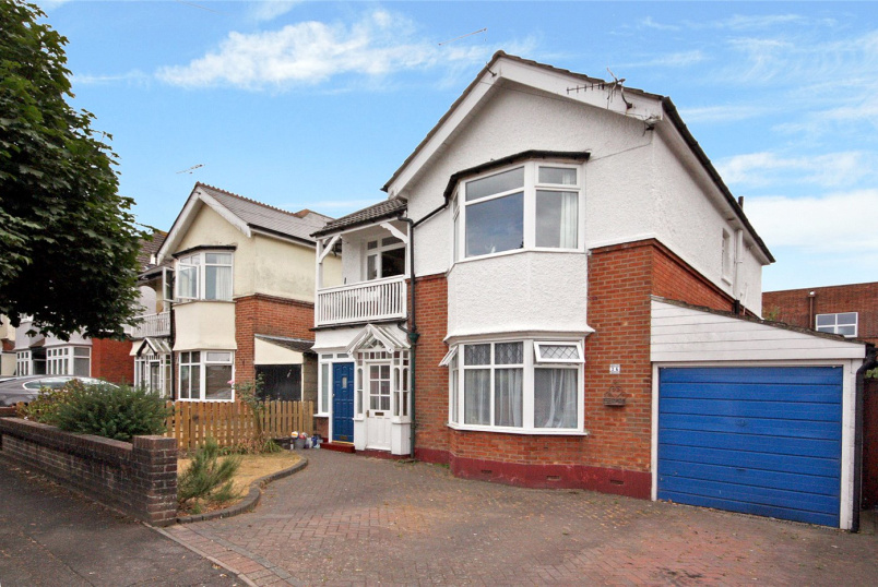 Flat/apartment for sale in Southbourne - Fitzharris Avenue, Bournemouth, Dorset, BH9