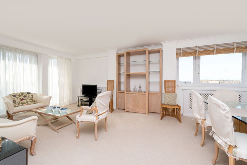 Flat to rent in St Johns Wood - BLAIR COURT, NW8 6NT
