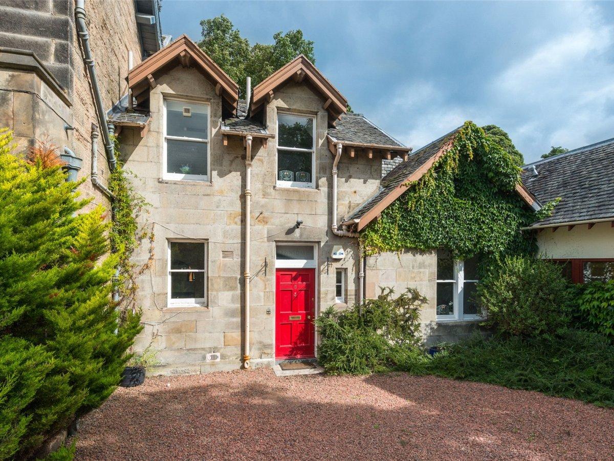 4 Bedroom House For Sale In Corstorphine Road Edinburgh
