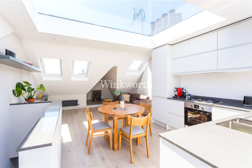 Flat/apartment for sale in Harringay - Effingham Road, Harringay, N8