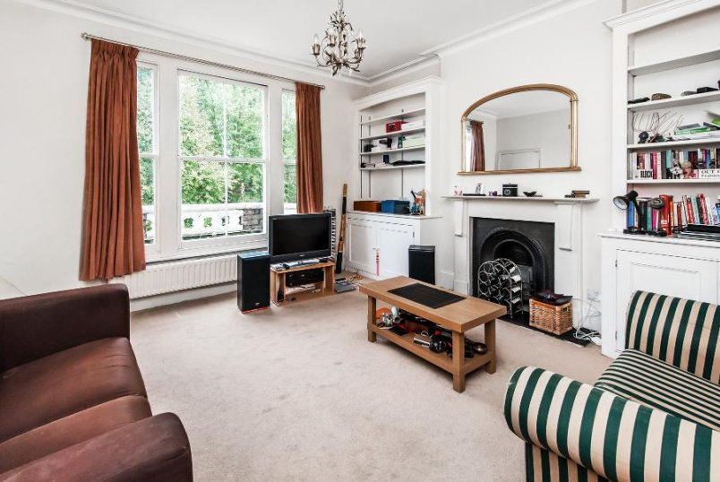 Flat to rent in Clapham - THE CHASE, LONDON, SW4