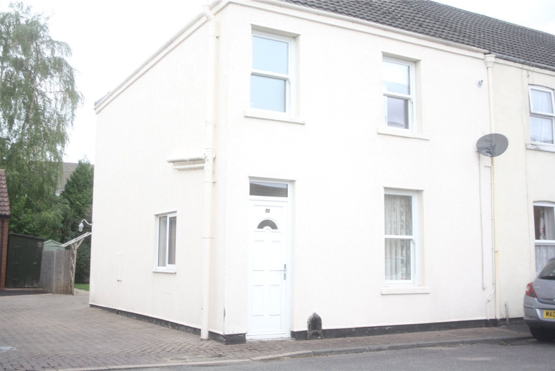 House to rent in Sleaford - KING JOHN STREET, SLEAFORD, LINCOLNSHIRE, NG34
