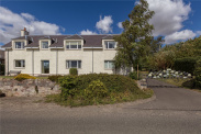 View of Hillend (House and Plot), Ednam, Kelso, TD5