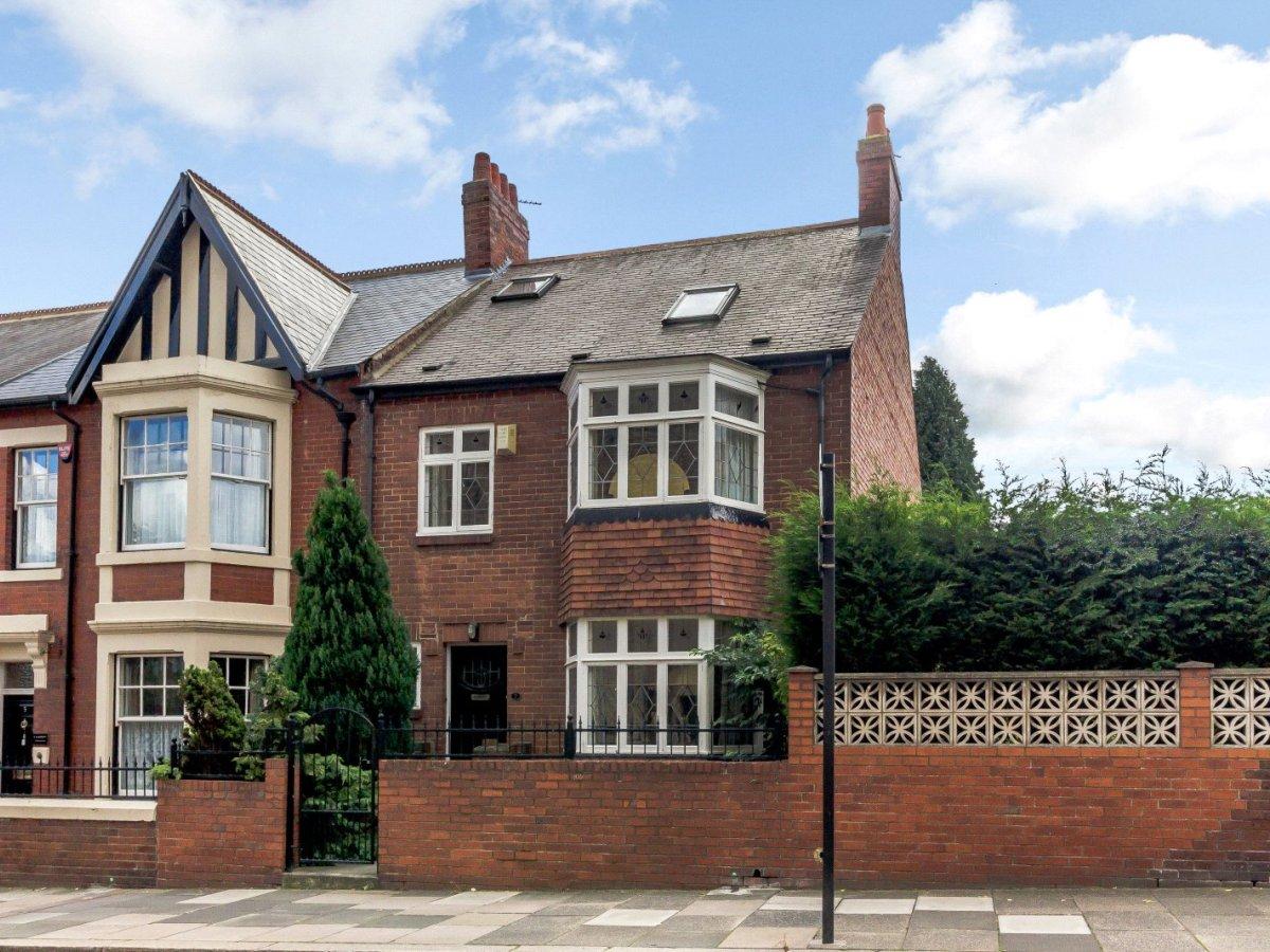 4 bedroom house for sale in Fenham Hall Drive, Fenham ...