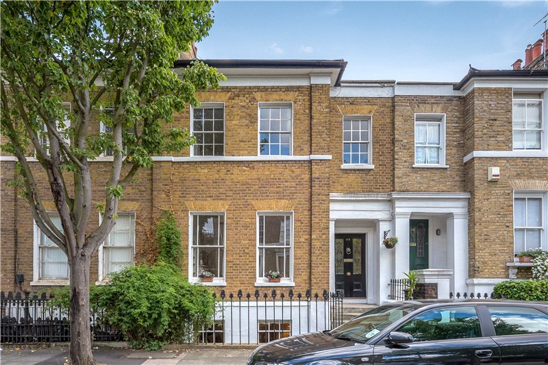 House for sale in Kennington - Sutherland Square, Walworth, SE17