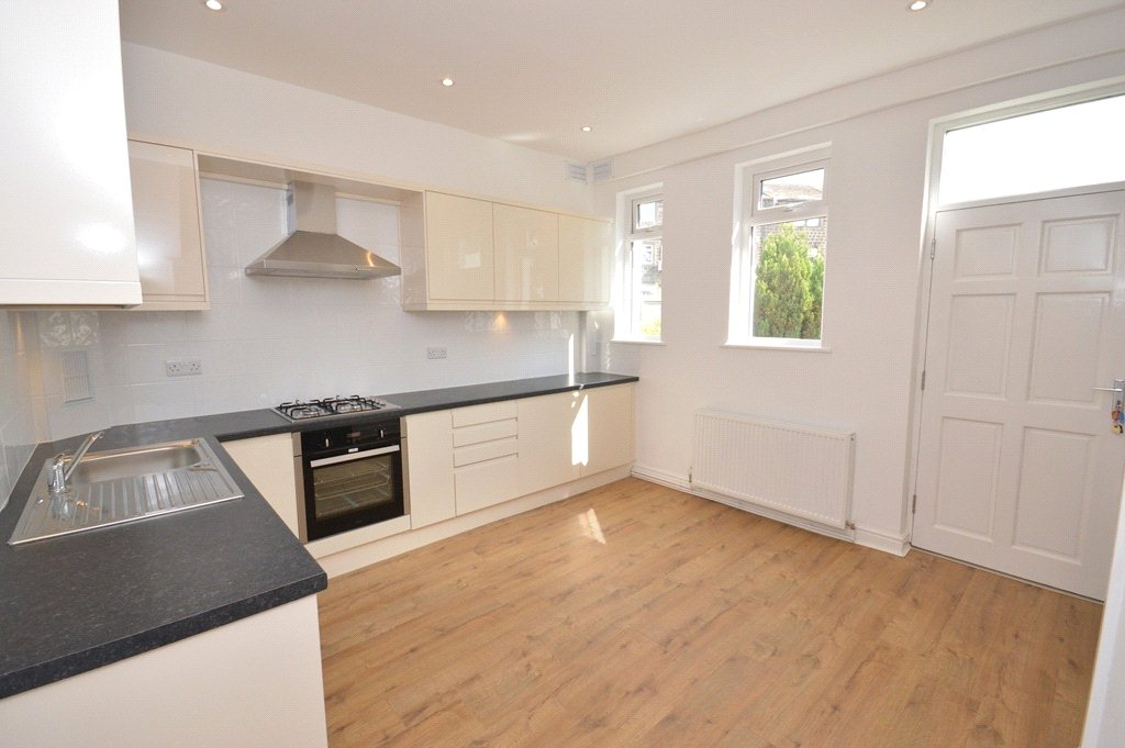 Property for sale in Horsforth, kitchen area, fitted modern corner kitchen