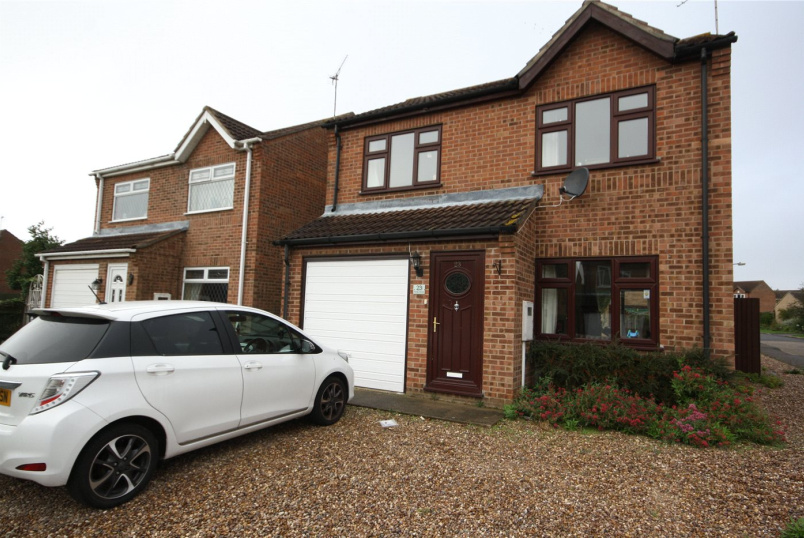 House for sale in Sleaford - Alder Road, Sleaford, NG34