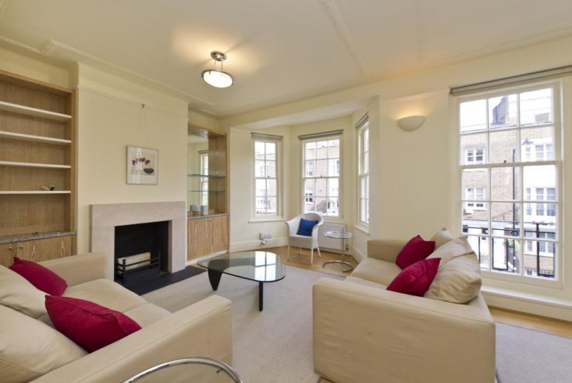 Flat/apartment to rent in Paddington & Bayswater - Sherwood Court, Seymour Place, Marylebone, W1H