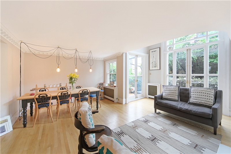 Flat/apartment to rent in Notting Hill - Pembridge Crescent, London, W11