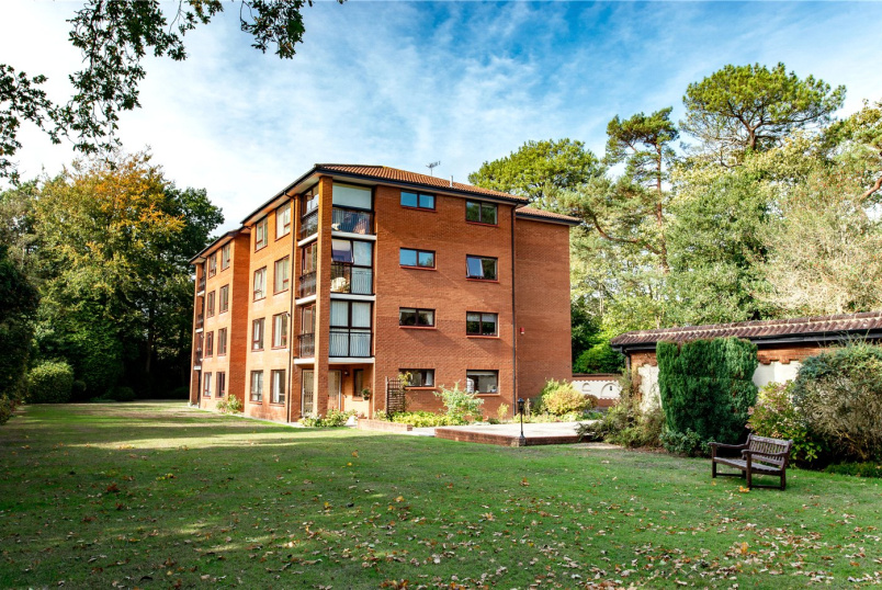 Flat/apartment for sale in Westbourne - Burton Road, Branksome Park, Poole, BH13