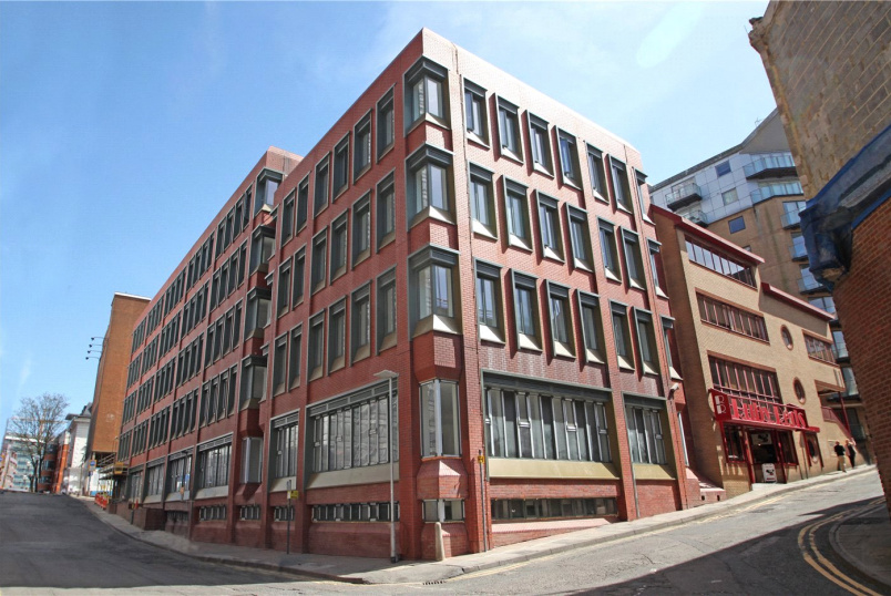 Flat/apartment for sale in Reading - Garrard House, 30 Garrard Street, Reading, RG1